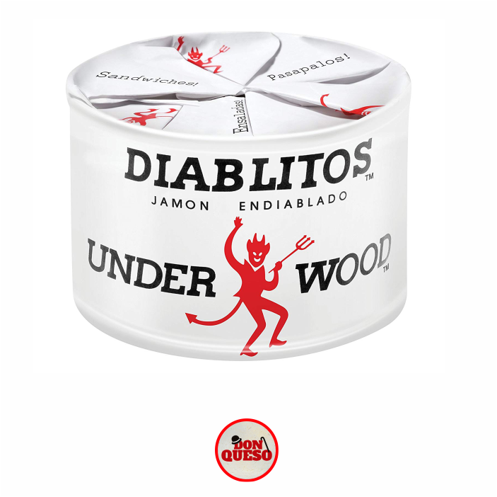 Diablitos Underwood (115 gr)